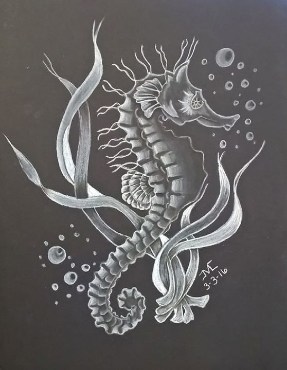 Seahorse - JMC Arts & Crafts