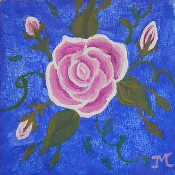 Pink roses - JMC Arts & Crafts