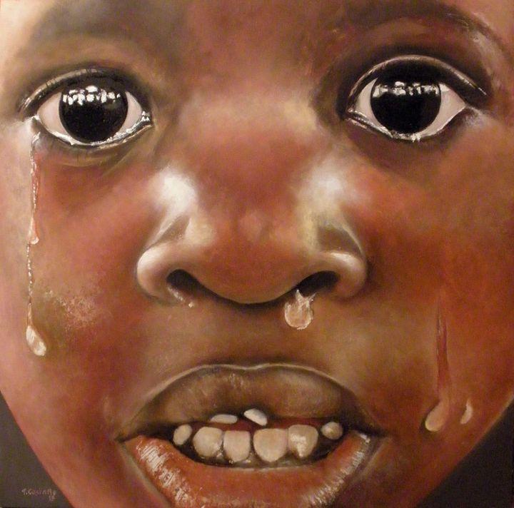 Llanto de un niño - tomascastano