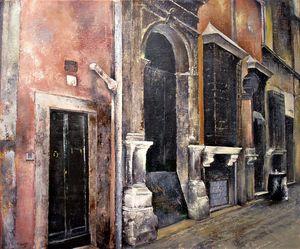 Huellas del pasado- Roma