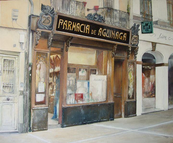 Farmacia de Aguinaga - tomascastano