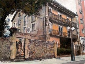 Casona Calderón- Torrelavega