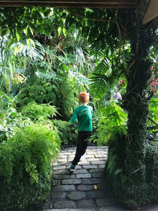 Garden Child - Cavaliere Arts