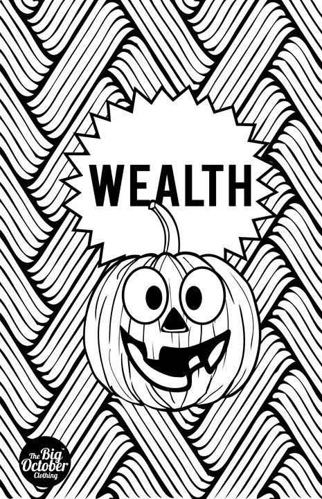 WEALTH ! - The Big October