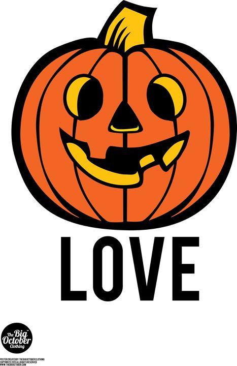 LOVE - The Big October