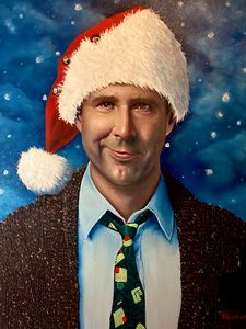 Clark Griswald Christmas Vacation