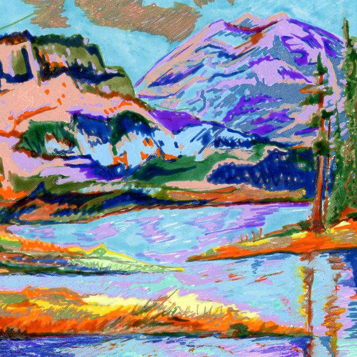 Gelly Roll Mountain - One Blue Oak Place