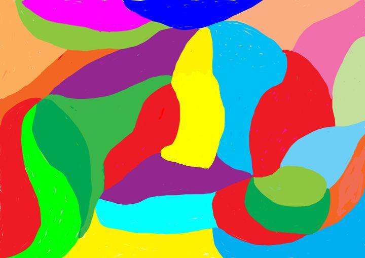 Bather 2 - Margaret Art