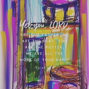 Isaiah 64:8