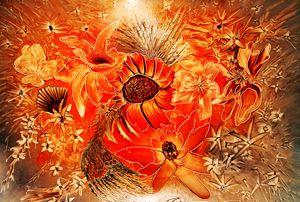 "Flowers  ""Vera"" - Archpriest  Andria"
