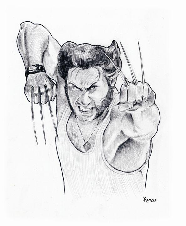 Wolverine - Tim Ramos