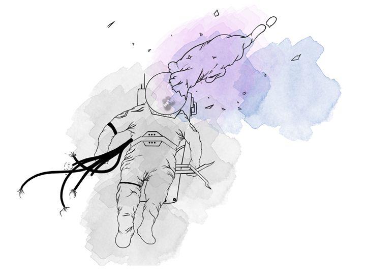 Dancing in the Gravity - Tyler Hendry