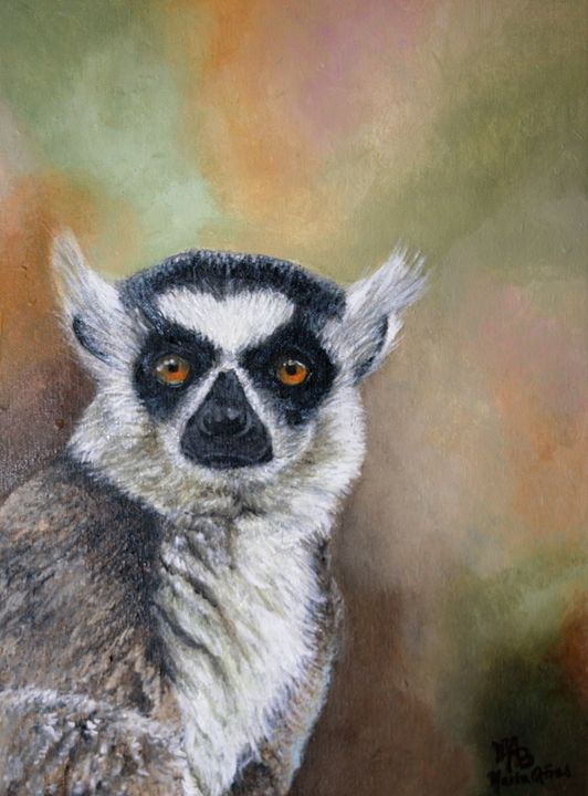 Lemur - MariaArias