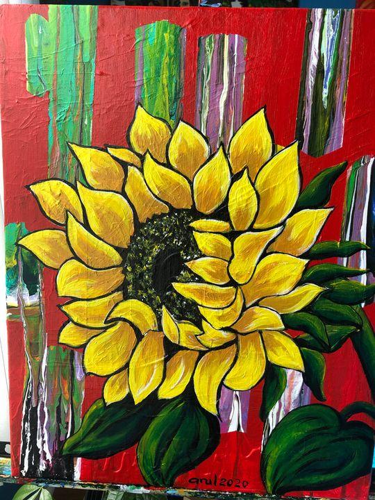 Sunflower - LindArt  Studio