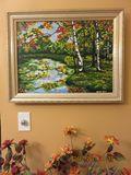 Original painting/Holiday sale