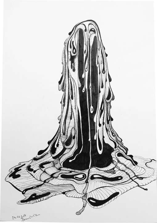 Something continuously melting - Art that you love