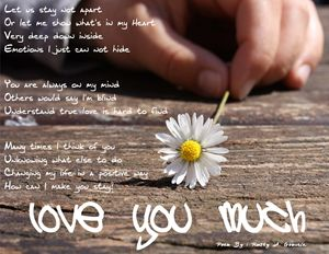 Love you much