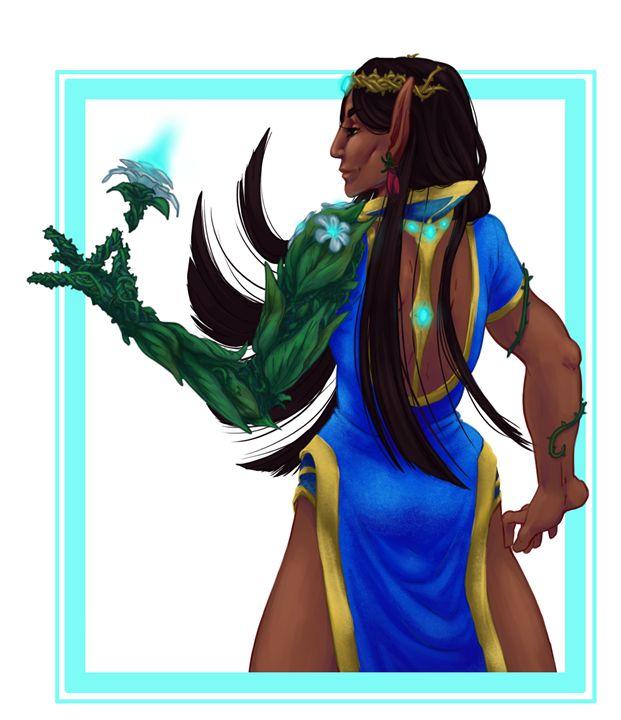 Elf Symmetra - Cassa