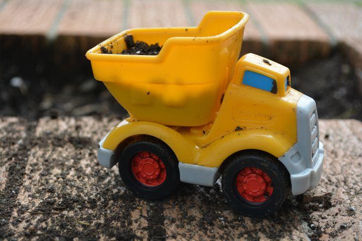Toy Truckin' - Tony Alexander Photography
