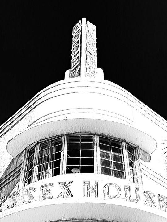 Art Deco - Ricardo Trotti Art