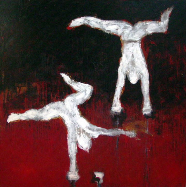 Balance I - Ricardo Trotti Art