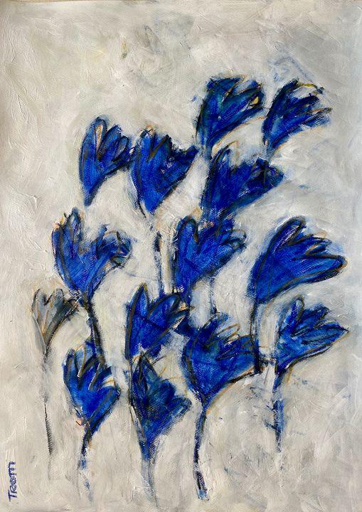 Flowers Series 6 - Ricardo Trotti Art