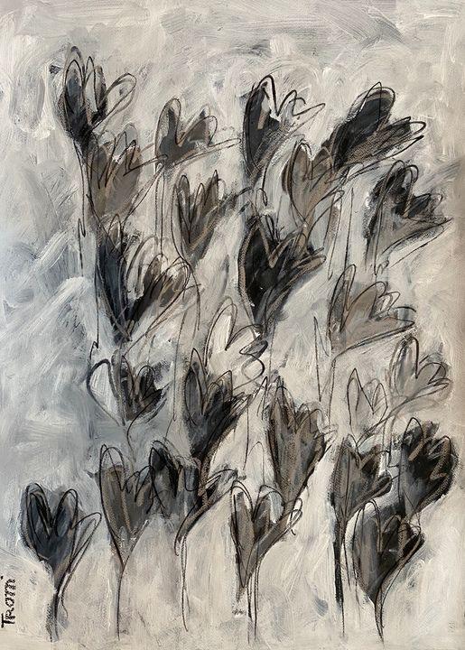Flower Series 5 - Ricardo Trotti Art