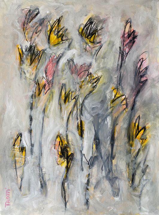 Flowers Series 7 - Ricardo Trotti Art