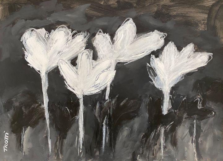 Flowers series 1 - Ricardo Trotti Art