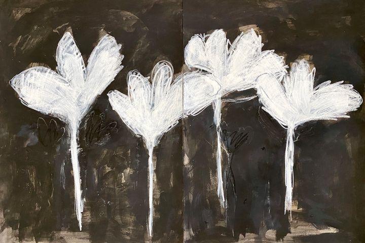 Flower Series 11 - Ricardo Trotti Art