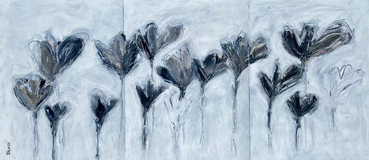 Flowers Series 10 - Ricardo Trotti Art