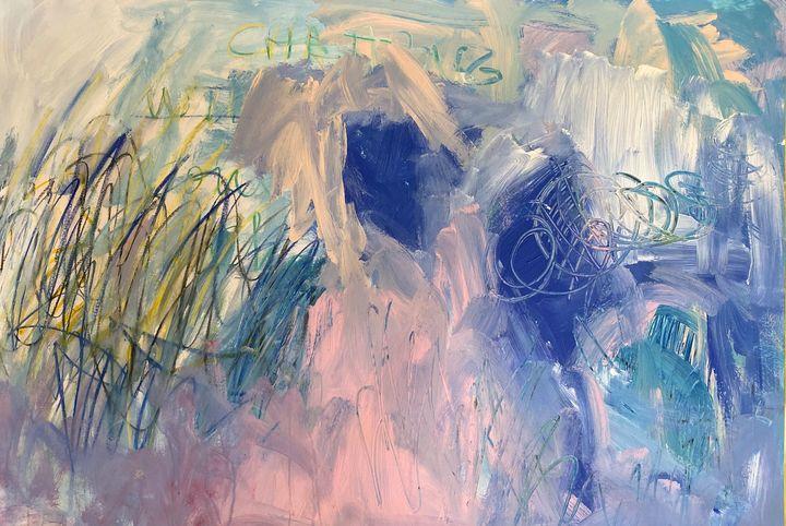 Willem and Cy four - Ricardo Trotti Art