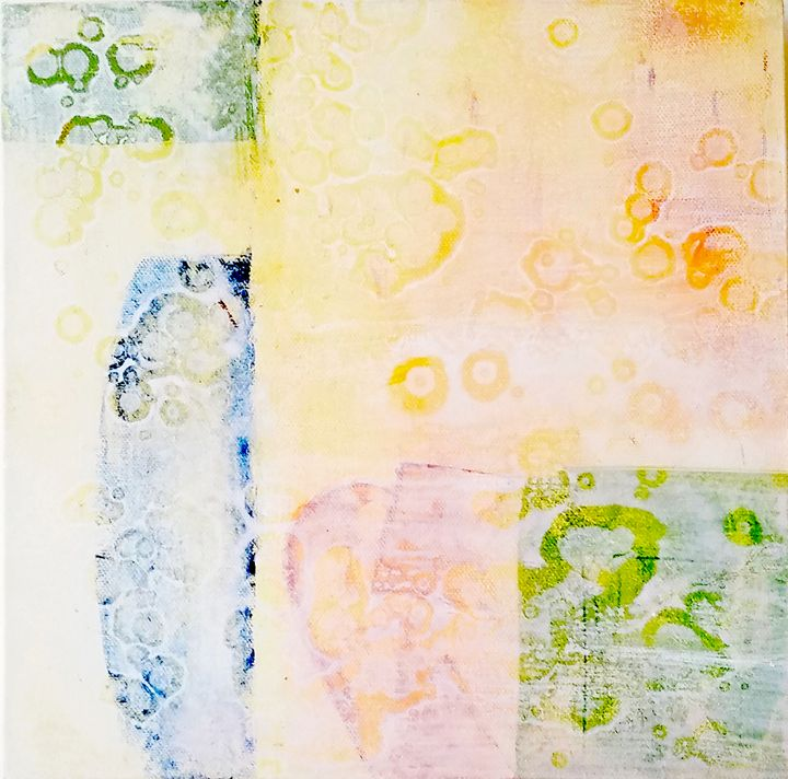 Blocks - Syona Fine Art