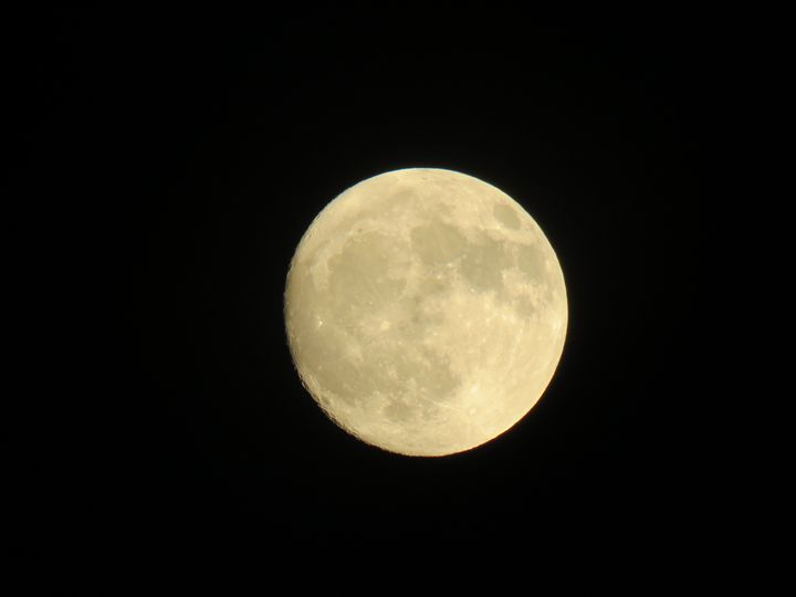 full moon - verna dodge