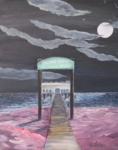 ocean view pier