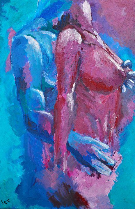 Lovers' Embrace - Cristina Vivi