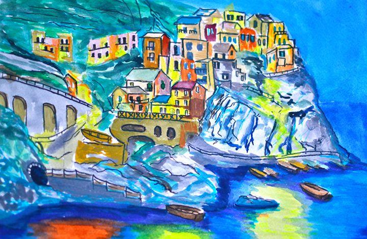 Amalfi Coast in Italy - Cristina Vivi
