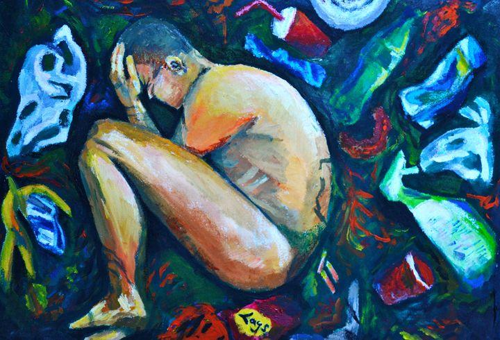 Human waste - Cristina Vivi