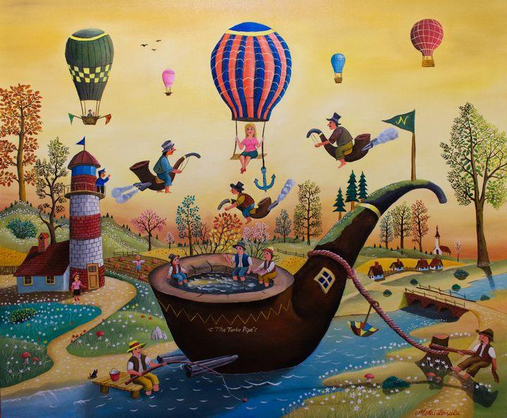 Fairytale pipe - Mihai Dascalu