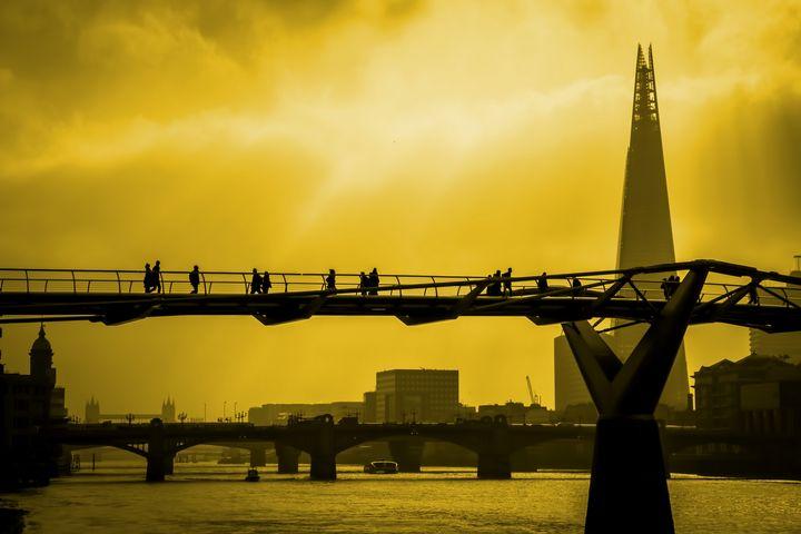Golden Morning - Milton Cogheil Photography