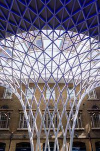 Kings Cross Station Ceiling