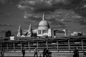 Blackfriars Bridge - East View