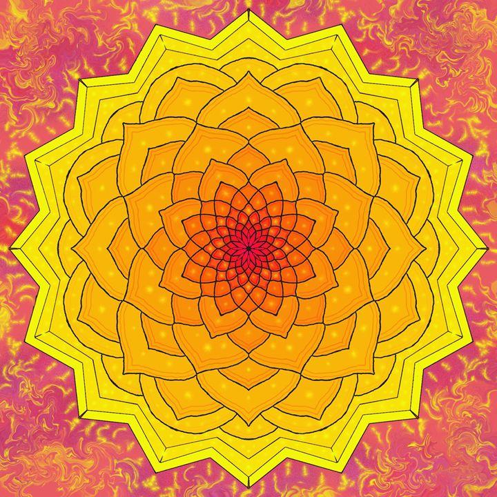 sun flower - House of Nika