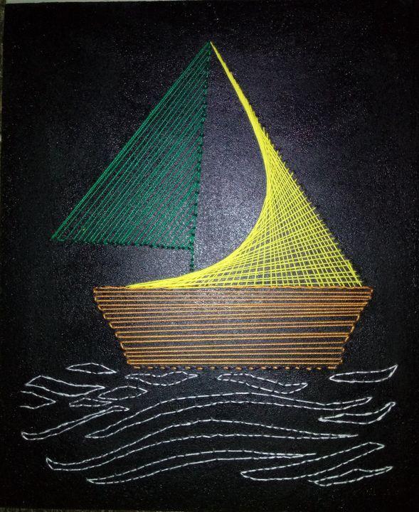 String Boat - Gininho