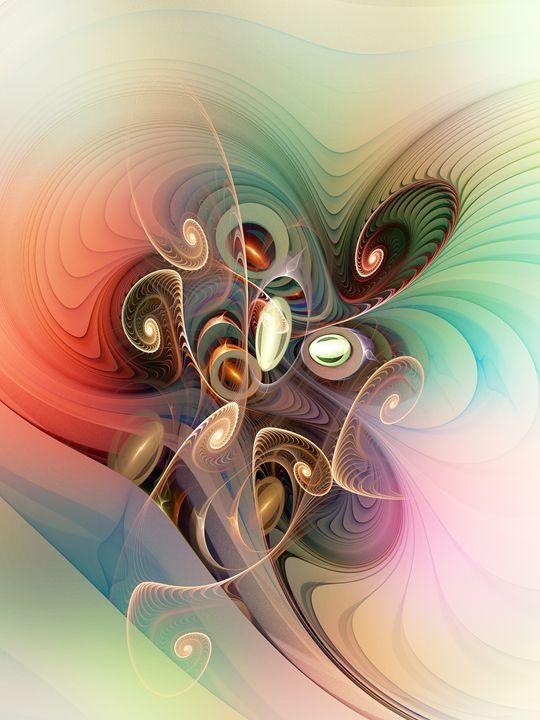 Spiral Mania 06 - Klara Acel