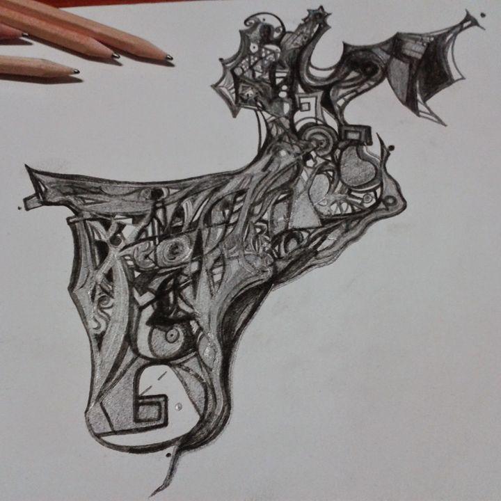 Cosmic dragon - T.A.