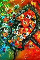 Ishi Abstract Art Studio