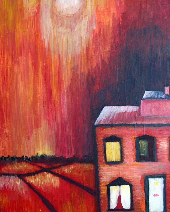 Bleak House - Art By Innes