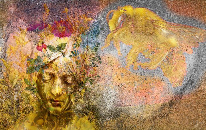 Flora: dream of Spring - Sel Rodda