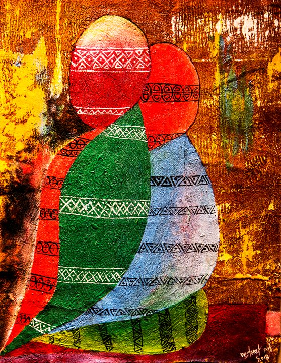 On Aboda boda, - Destreet Art Gallery Africa